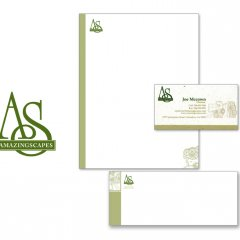 AmazingScapes Corporate Identity