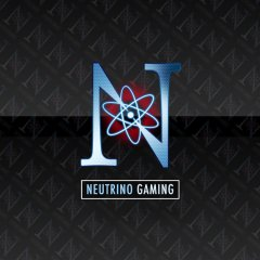 Neutrino Gaming Logo Design