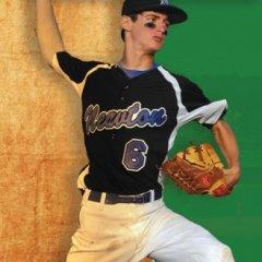 Dixie Baseball Tri-fold Brochure