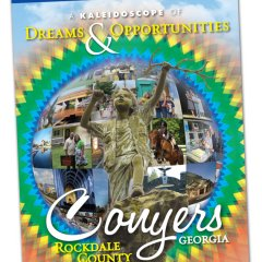 Conyers Chamber of Commerce Cover Design