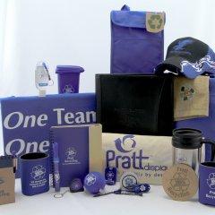 Pratt Recycling Promo Materials