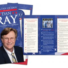 Dan Ray Tri-fold